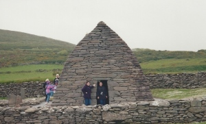 Gallarus Oratory on Dingle Peninsula